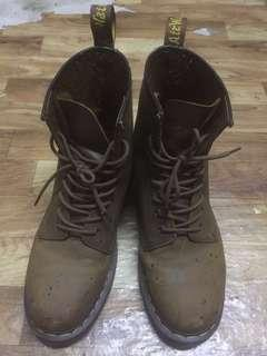 Dr Martens safety boot