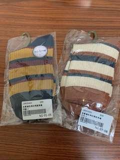 🚚 條紋襪