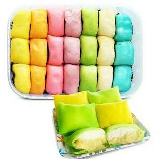 Pancake durian medan maknyus