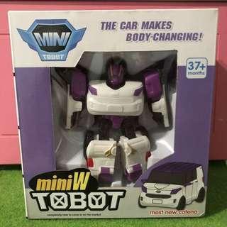 🚚 機器戰士tobot W