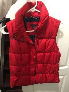 Tommy Sleeveless Puffer Jacket