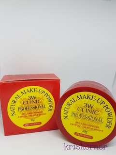New! 3W Clinic Make Up Powder