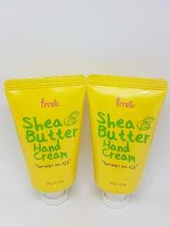 NEW! PRETTI Shea Butter Hand Cream 35g