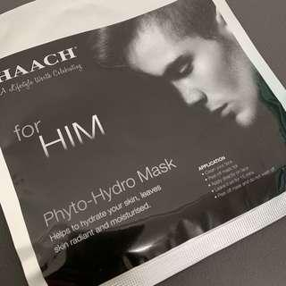 Valentine Gift for HIM ❤️ Haach Phyto-Hydro Mask
