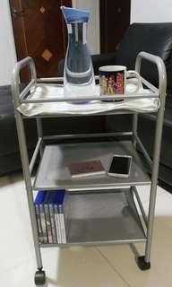 Ikea Trolley : Moveable, Light & Sturdy