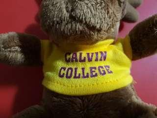 Calvin College - Moose