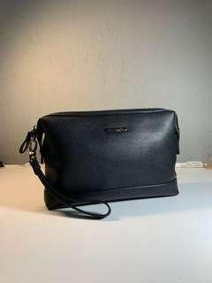 Hush Puppies - Leather Purse for Men