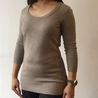 ⚡️Gap knit sweater S