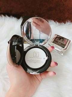 Korean Cosmetics [VFAU] FAU Cushion Makeup Essential Cover Set With Refill 15gx2