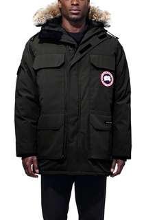 Canada goose expedition winter jacket