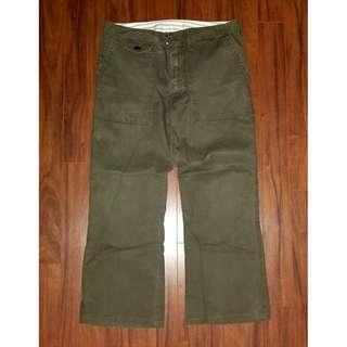 DIESEL ARMY Green Pant