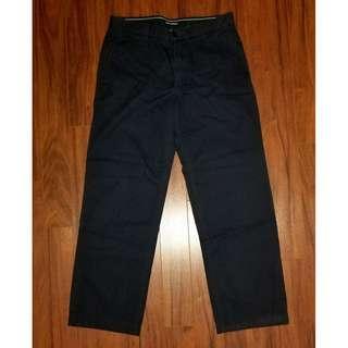 CA$60 CLUB MONACO NAVY BLUE CHINO PANT