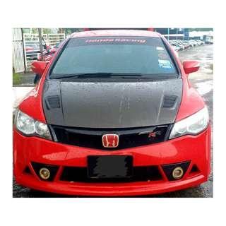 Honda civic FD 2.0 (A) SB