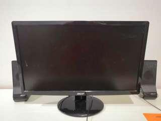 Acer Monitor S201HL