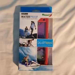Samsung Note 4 waterproof casing (Red Pepper)