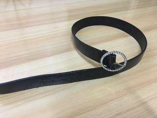 Circle black belt