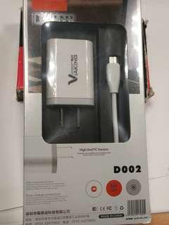 🚚 充電器+線 2.4A