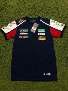 Official Suzuki Voltcom WSBK Team T Shirt