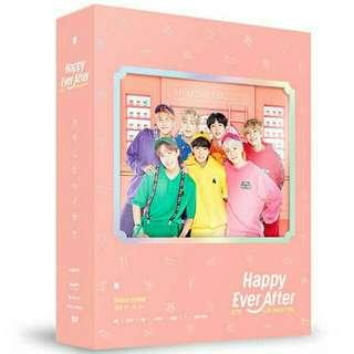 BTS 4rd Muster [Happy Ever After] DVD fullset