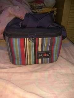 Cooler bag asi baby 2 go