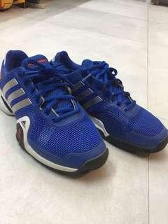Adidas 男裝新淨網球鞋