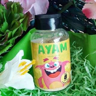 Serbuk Ayam Homemade Baby Food