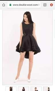 Doublewoot Dorianur Dress - Black