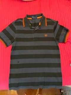 Fred Perry Polo-Tee (pre-loved)