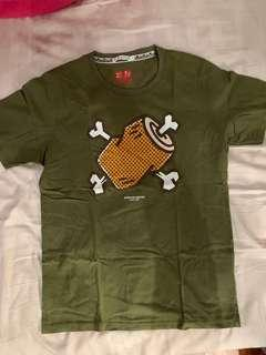 Uniqlo x Monster Hunter Shirt (Used, L size)