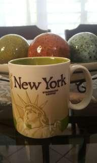 Starbucks NEW YORK Icon Mug