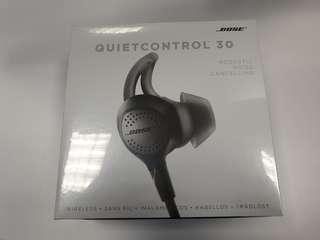 Bose QuietControl 30 headphones