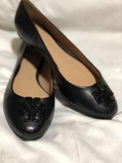 Authentic Tory Burch Lowell 2 ballet flat shoes
