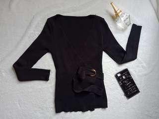 ❌ Bkk kimono knit black