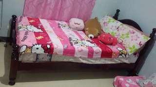 Forty Winks Bed Frame and Mattress