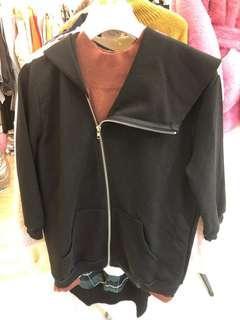 女裝黑色外套