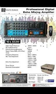 ㊗️Martin roland MA-3550