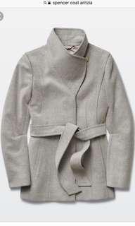 Aritzia Babaton Spencer Coat