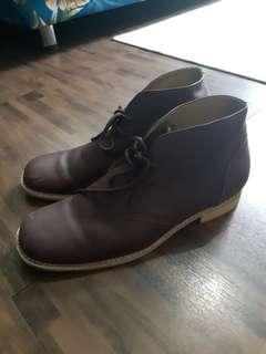 Semi boots Keeves (7 cm additional height) #jan25 Rp 350,000 (Dari Rp 700,000)
