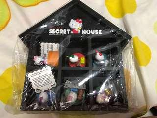 Hello kitty secret house x mtr