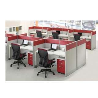office partition made to order