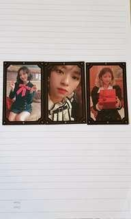{WTS/WTT} TWICE YEAR OF YES PHOTOCARDS
