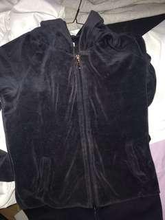Juicy Couture Zip-up Sweater