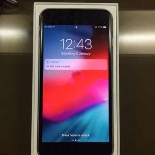 Iphone 6s plus 64gb fu