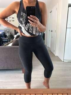 Nike 3/4 compression tights