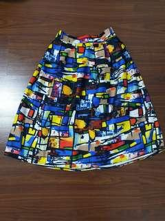 5 pcs Stylist Umbrella Skirt