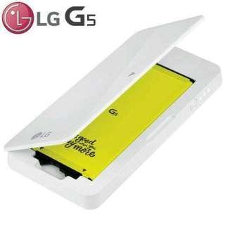 LG G5 / G5 SE Battery Kit Original 100 % Type C Port Input bisa jadi powrrbank