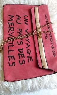 FREE ONG Voyage Clutch