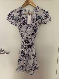 Sheike Floral Playsuit