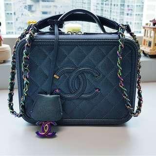 🚚 #26 Limited Edition Chanel Vanity Case Medium