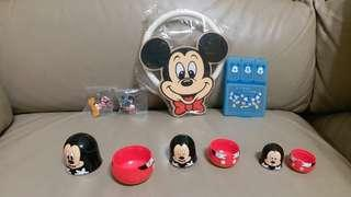 米奇及米妮 Mickey & Minnie一set